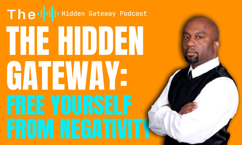 free yourself from negativity